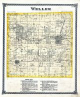Weller, Henry County 1875